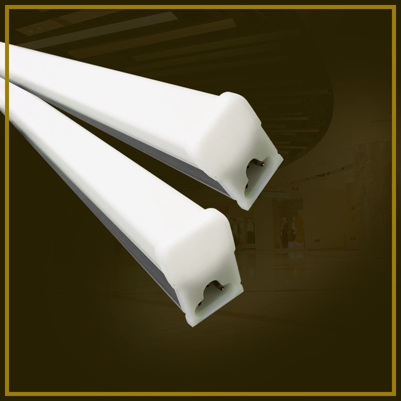 Introduce the advantages of T5T8 fluorescent lamp manufacturers choosing LED yellow light over white light: