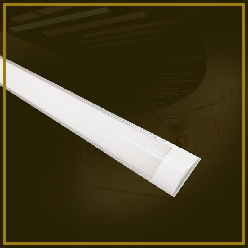 T5T8 fluorescent lamp factory briefly explains the rapid development of LED purification lamp