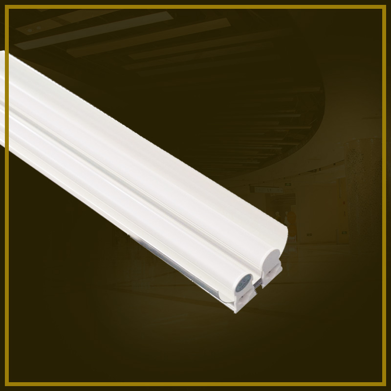 LED T5 integrated bracket with cover -2