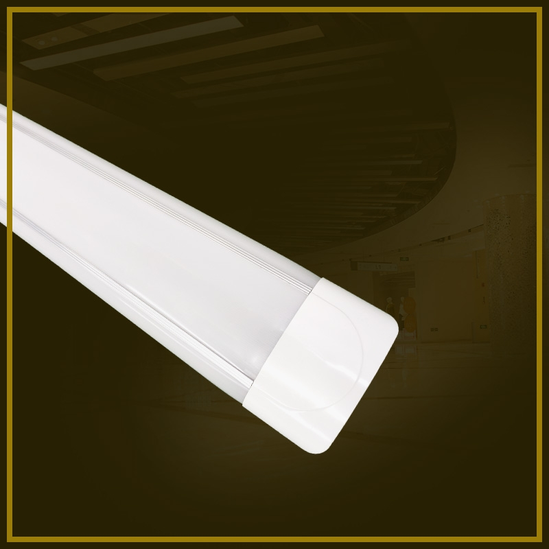 LED sectional variable light dust lamp (purification lamp)