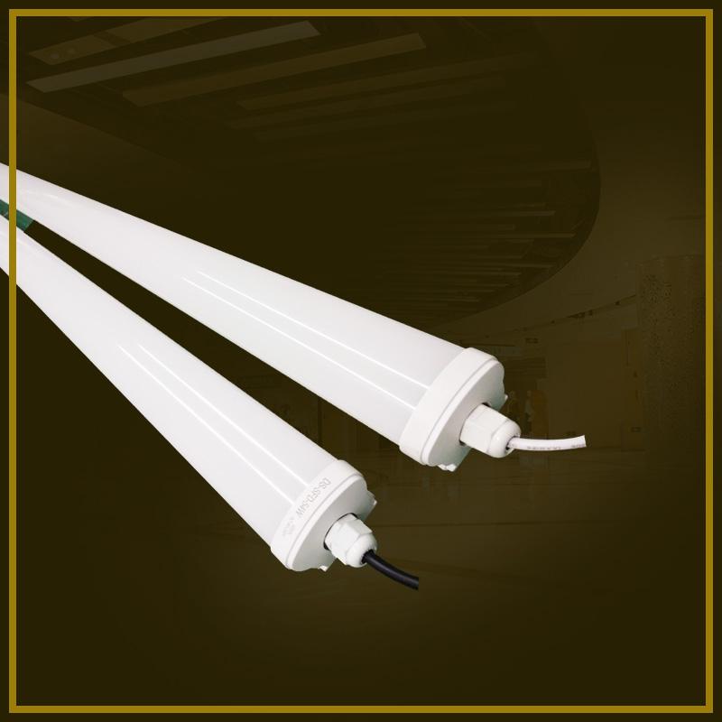 A1 series LED three - defense integration